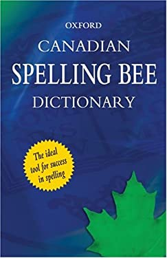 Oxford Canadian Spelling Bee Dictionary 9780195429855