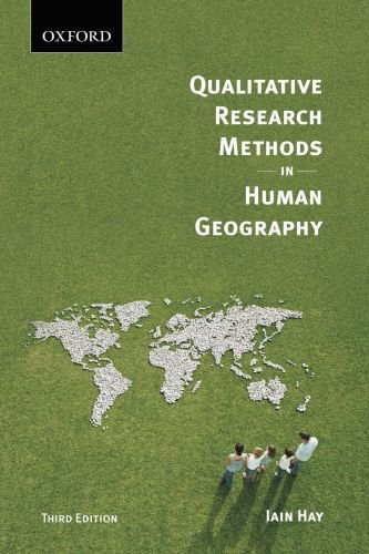 Qualitative Research Methods in Human Geography 9780195430158