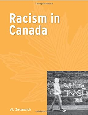 Racism in Canada 9780195430660