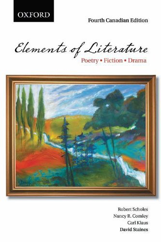 Elements of Literature (Canadian Edition) 9780195430974