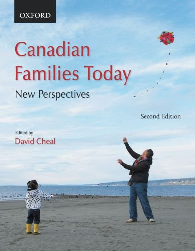Canadian Families Today: New Perspectives 9780195431230