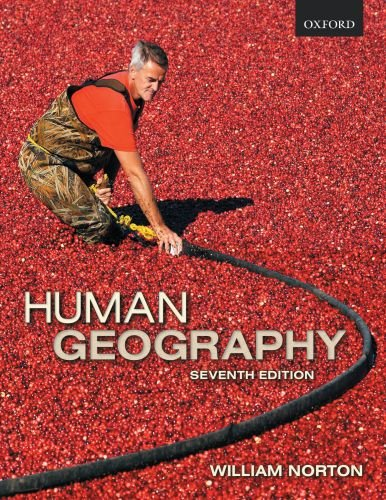 Human Geography 9780195431841