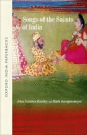 Songs of the Saints of India 555266