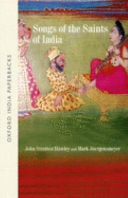 Songs of the Saints of India 9780195694208