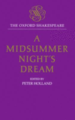 A Midsummer Night's Dream 9780198129288