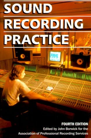 Sound Recording Practice 9780198166085