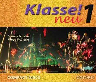 Klasse! Neu: Part 1: CDs 1 9780198406426