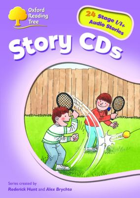 Oxford Reading Tree: Levels 1 & 1+: CD Storybook 9780198466451