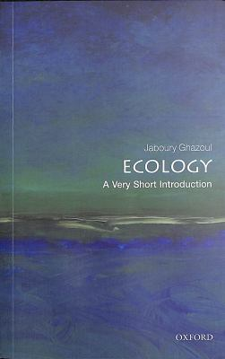 Ecology: A Very Short Introduction (Very Short Introductions)