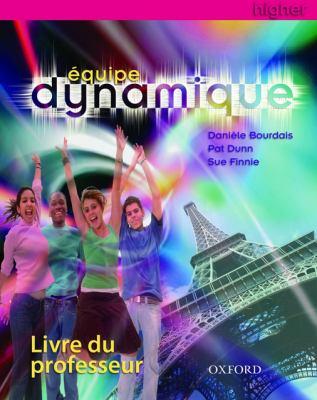 Equipe Dynamique: CD Higher 9780199126132