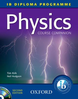 Ib Course Companion: Physics 9780199139545