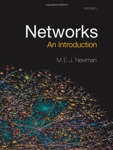 Networks: An Introduction 9780199206650