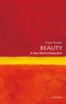 Beauty: A Very Short Introduction 9780199229758