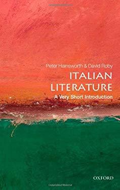 Italian Literature 9780199231799