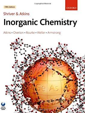 Shriver & Atkins' Inorganic Chemistry 9780199236176