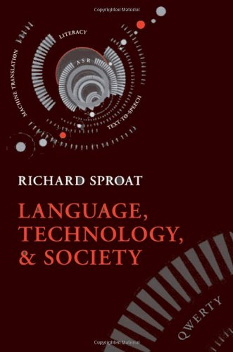 Language, Technology, and Society 9780199549382
