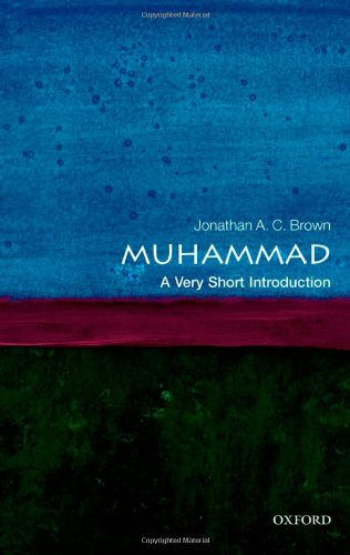 Muhammad: A Very Short Introduction 9780199559282