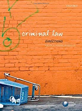 Criminal Law 9780199564712