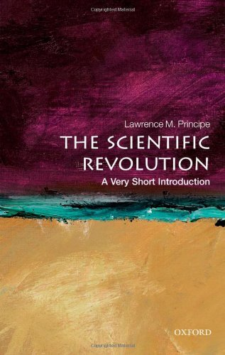 The Scientific Revolution: A Very Short Introduction 9780199567416