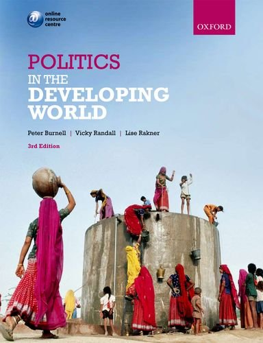 Politics in the Developing World 9780199570836