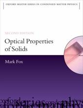 Optical Properties of Solids 585056
