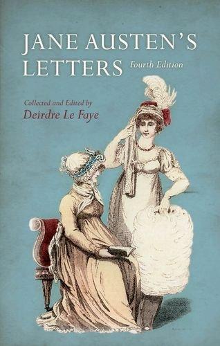 Jane Austen's Letters 9780199576074