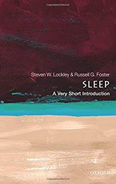 Sleep: A Very Short Introduction 9780199587858