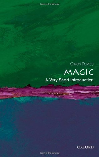 Magic: A Very Short Introduction 9780199588022