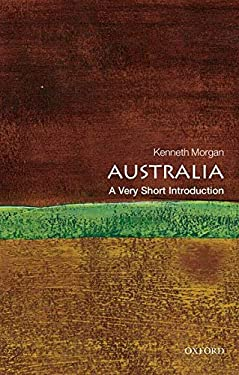 Australia: A Very Short Introduction 9780199589937