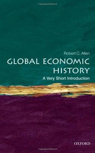 Global Economic History 9780199596652