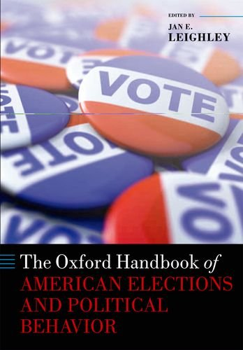 The Oxford Handbook of American Elections and Political Behavior 9780199604517