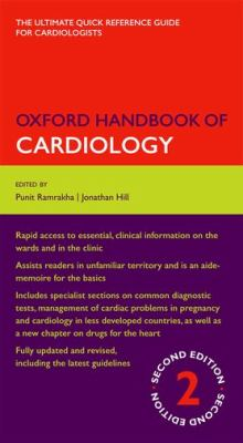Oxford Handbook of Cardiology 9780199643219