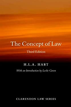 The Concept of Law 9780199644698