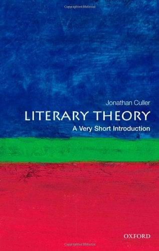 Literary Theory 9780199691340