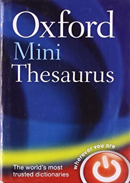 Oxford Mini Thesaurus 9780199692620
