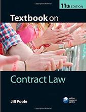 ISBN 9780199699469 product image for Textbook on Contract Law | upcitemdb.com