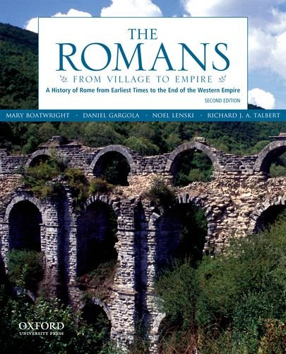 The Romans: From Village to Empire 9780199730575