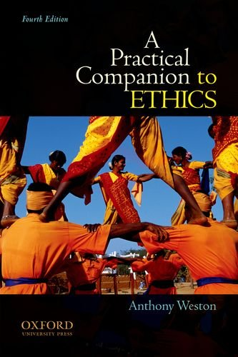 A Practical Companion to Ethics 9780199730582