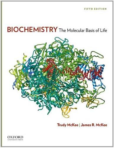 Biochemistry: The Molecular Basis of Life 9780199730841