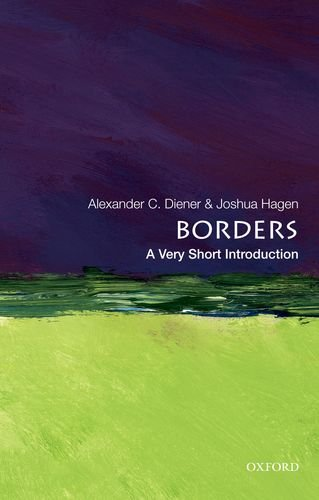 Borders: A Very Short Introduction 9780199731503