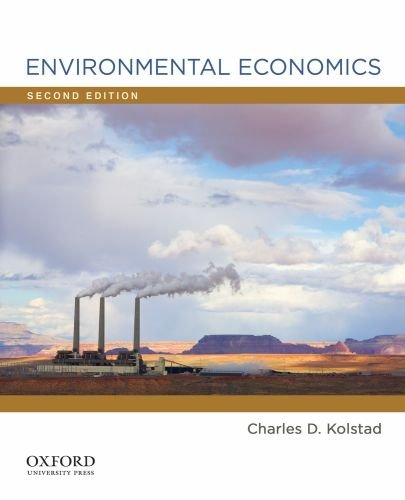 Environmental Economics 9780199732647