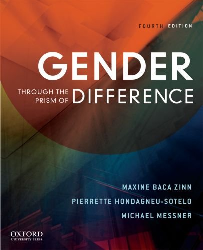Gender Through the Prism of Difference 9780199743025