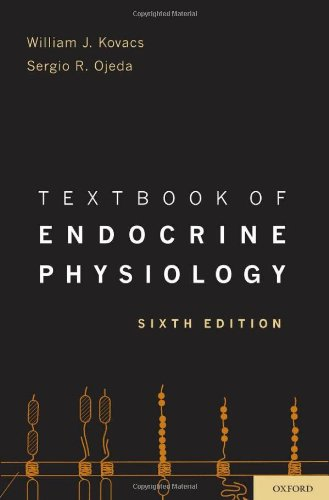 Textbook of Endocrine Physiology 9780199744121