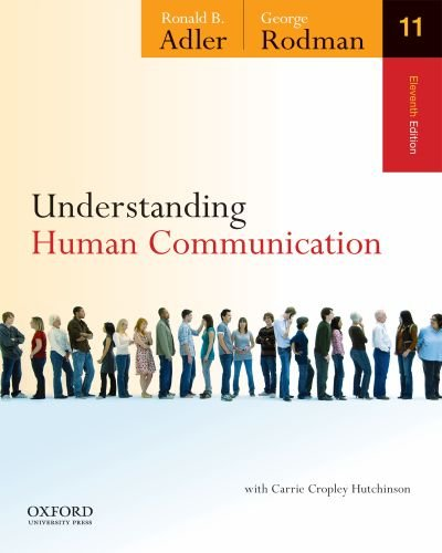 Understanding Human Communication 9780199747382