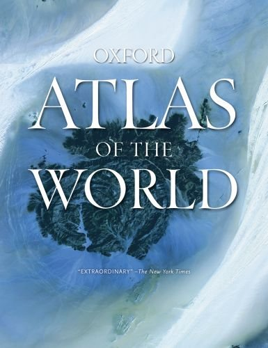 Atlas of the World: Seventeenth Edition 9780199751280