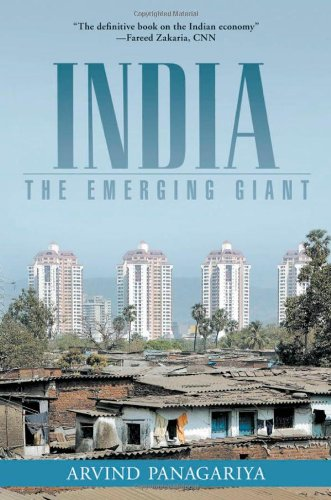 India: The Emerging Giant 9780199751563