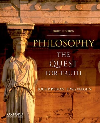 Philosophy: The Quest for Truth 9780199751792