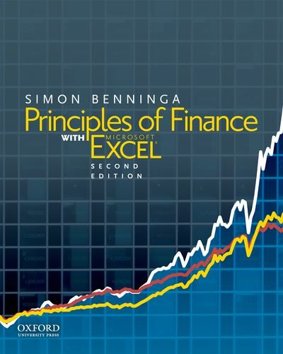 Principles of Finance with Excel [With CDROM] 9780199755479