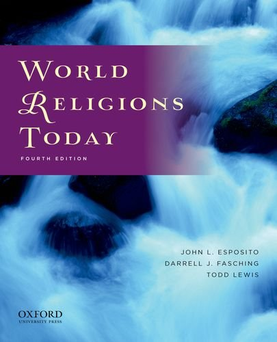 World Religions Today 9780199759514