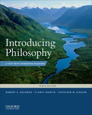 Introducing Philosophy: A Text with Integrated Readings 9780199764860